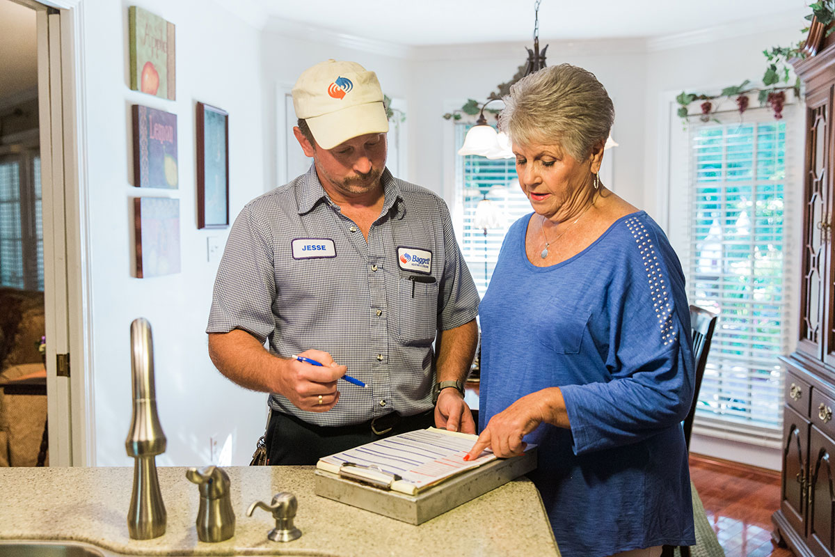 Getting A Quality Estimate Means Questions Baggett Heating And