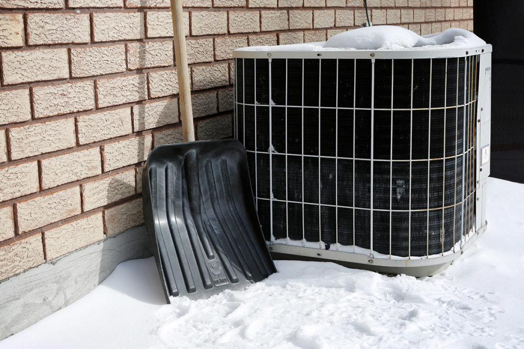 HVAC Winter Problems - Tips from Baggett Heating and Cooling