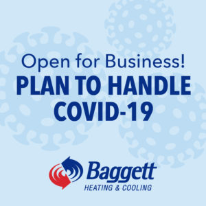 Baggett COVID-19 Announcement to Customers